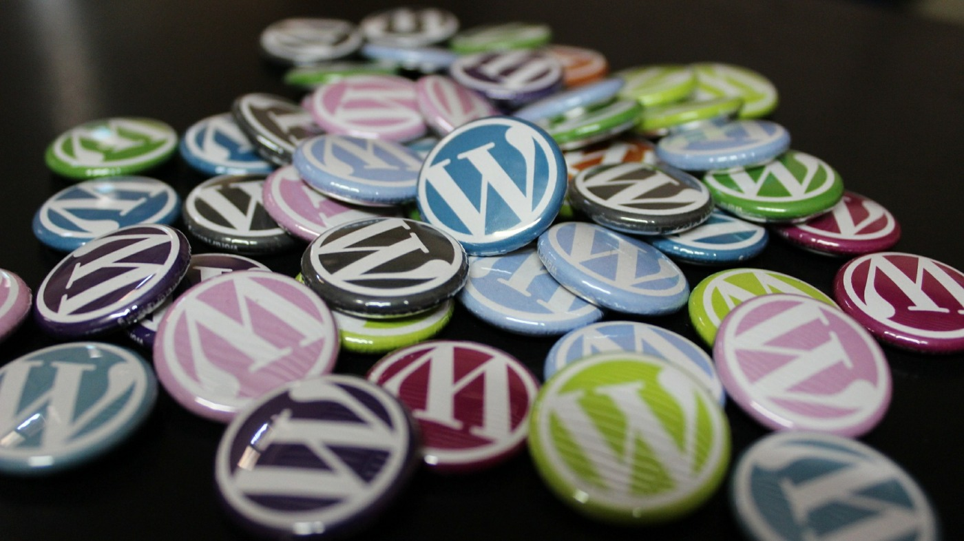 wordpress blog buttons